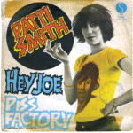 PattiSmith-Hey Joe