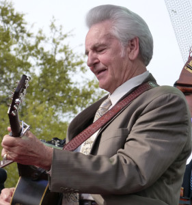 Another legend - Del McCoury