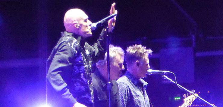 Midnight Oil – Power & The Passion At Hanging Rock
