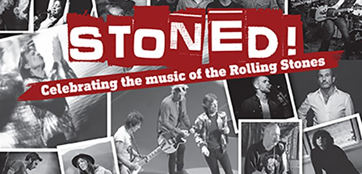 Get Our Rolling Stones Tribute Album!