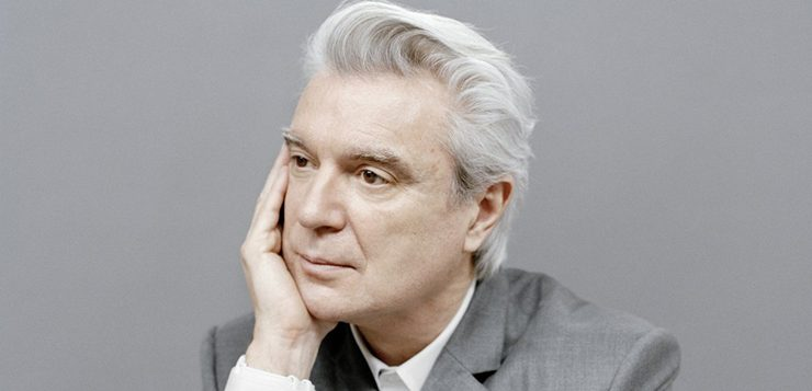 David Byrne For November Australian Tour!